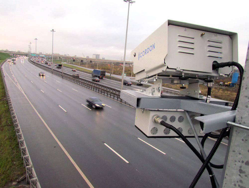 На трассе М6 Минск-Гродно установят 15 стационарных датчиков контроля скорости