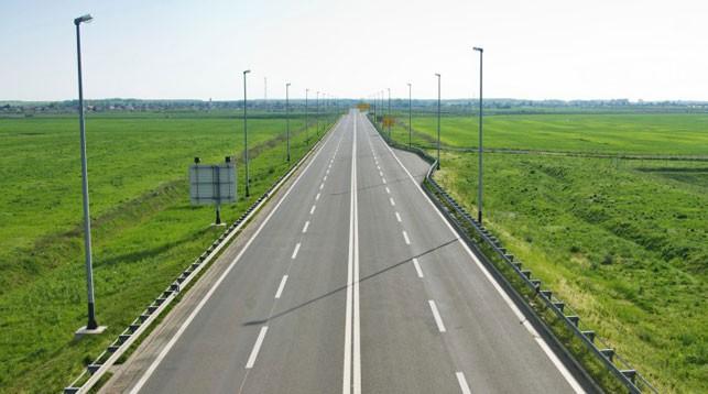 На трассе Минск — Гродно движение по четырем полосам будет открыто до конца года