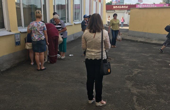 В Барановичах женщина прямо на вокзале родила ребенка