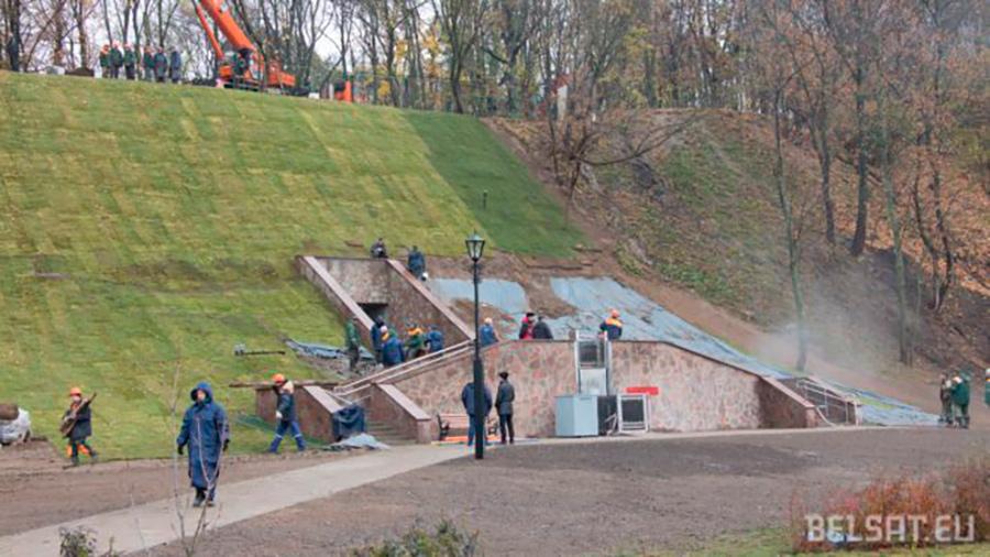В Беларуси построили туалет за 1 млн. долларов