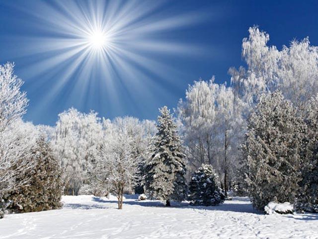 В Беларуси на выходных будет морозно