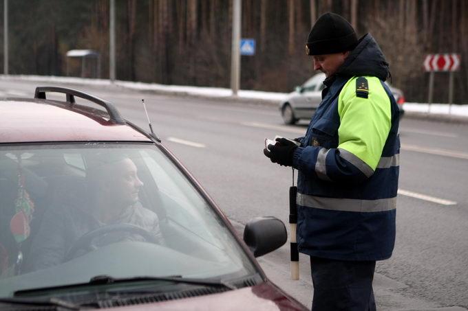 В Беларуси систему штрафных баллов могут ввести уже в этом году