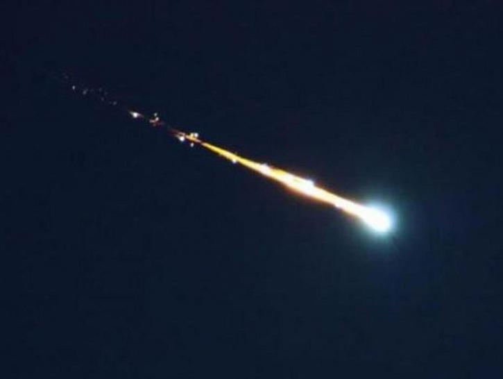 В Брестской области ищут черный метеорит