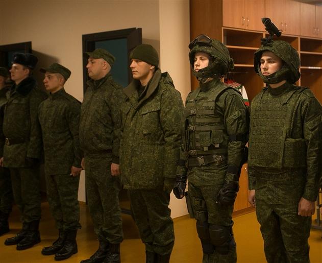 К 2021 году армия Беларуси переоденется в новую форму
