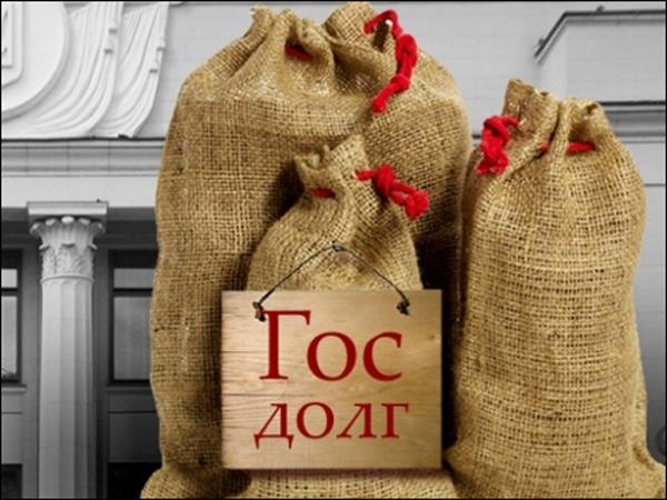 С начала 2019 года внешний госдолг Беларуси снизился
