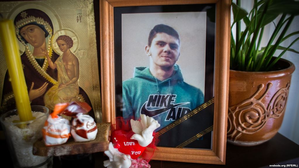 СК возбудил уголовное дело в деле о смерти спортсмена в Лиде