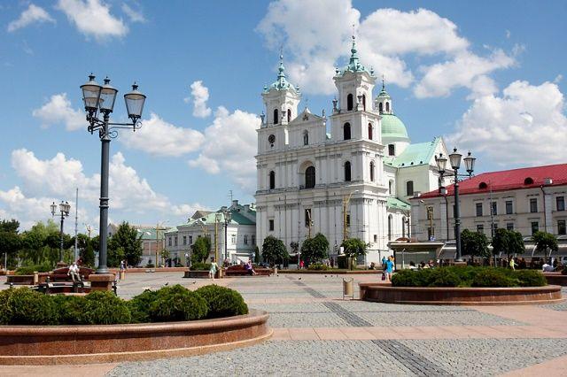 За майские праздники Гродно посетило рекордное число безвизовых туристов