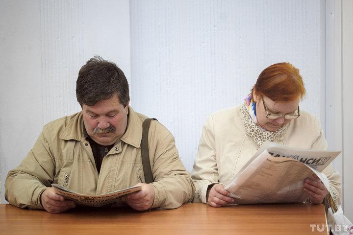 В Беларуси предприятия за полгода уволили более 335 тысяч работников