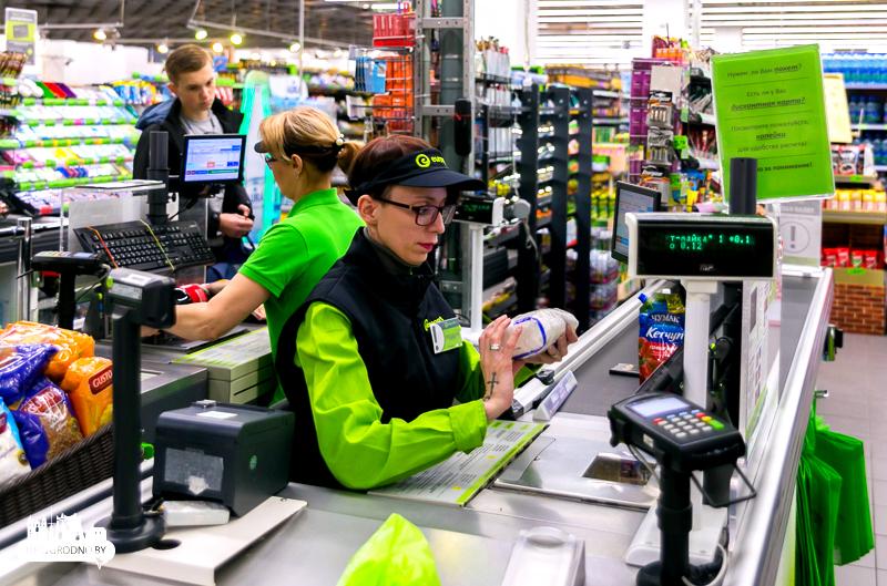 С 2020 года станет возможным снятие наличных в магазинах Беларуси