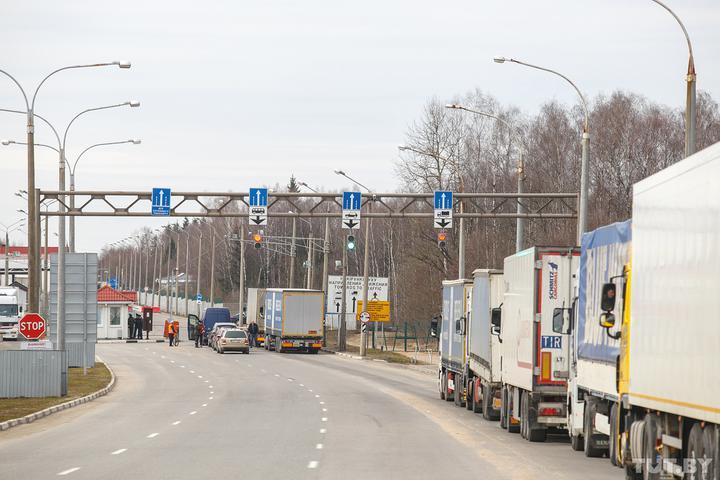 В Беларуси прокомментировали нехватку «дозволов» на въезд в Польшу