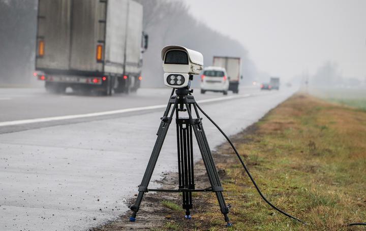 В Беларуси с дорог страны убрали мобильные датчики скорости