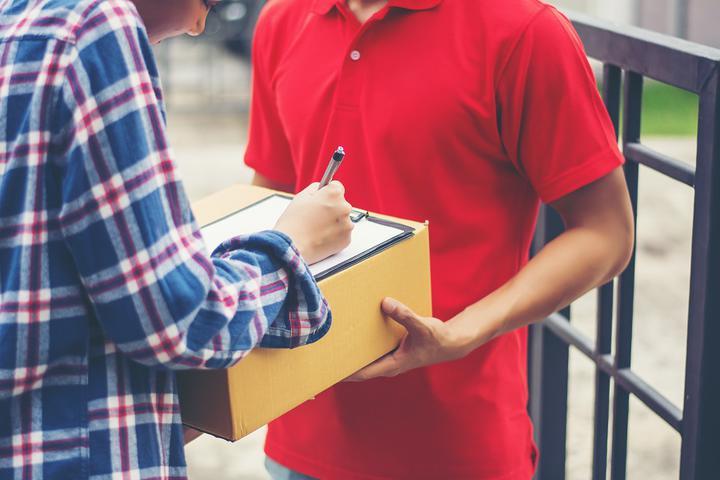 МНС хочет обязать курьеров сообщать о дорогих покупках клиентов