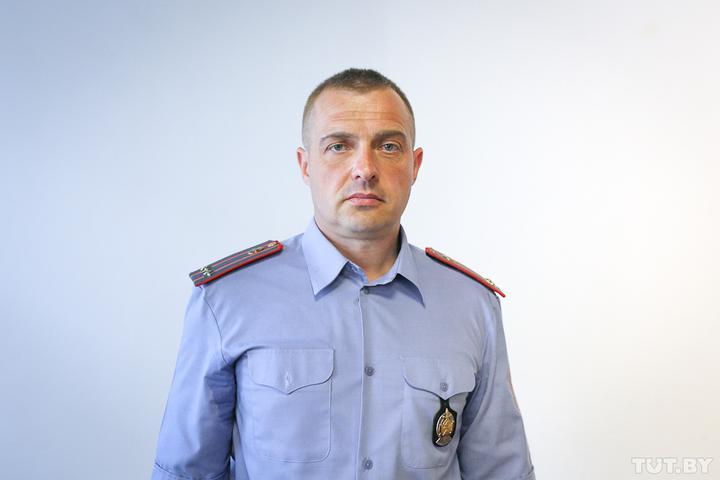 В Лиде подполковник подал рапорт об увольнении, его поддержали горожане