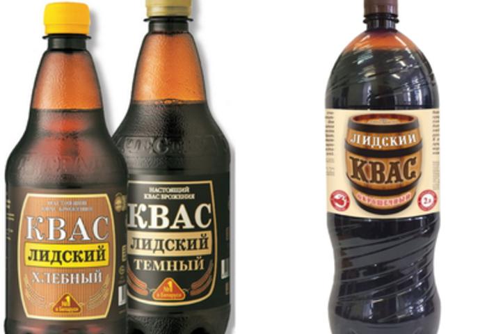 В России оштрафовали производителя лидского кваса