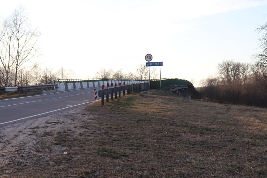 В Лидском районе возведут новый мост через Неман