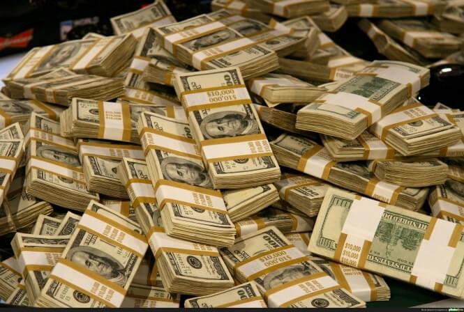 В Беларуси разыгрывают джекпот в 1 миллион долларов