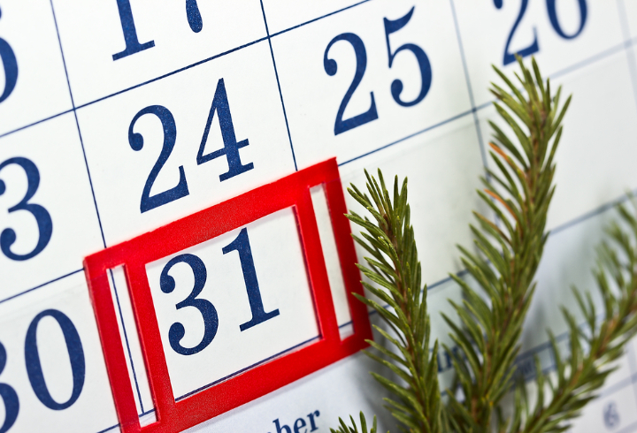 В Беларуси пока не определились, будет ли 31 декабря выходным