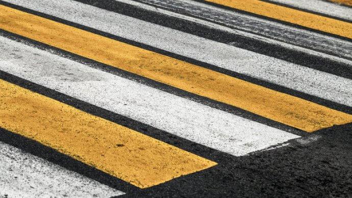 В Гродно на пешеходном переходе сбили мальчика