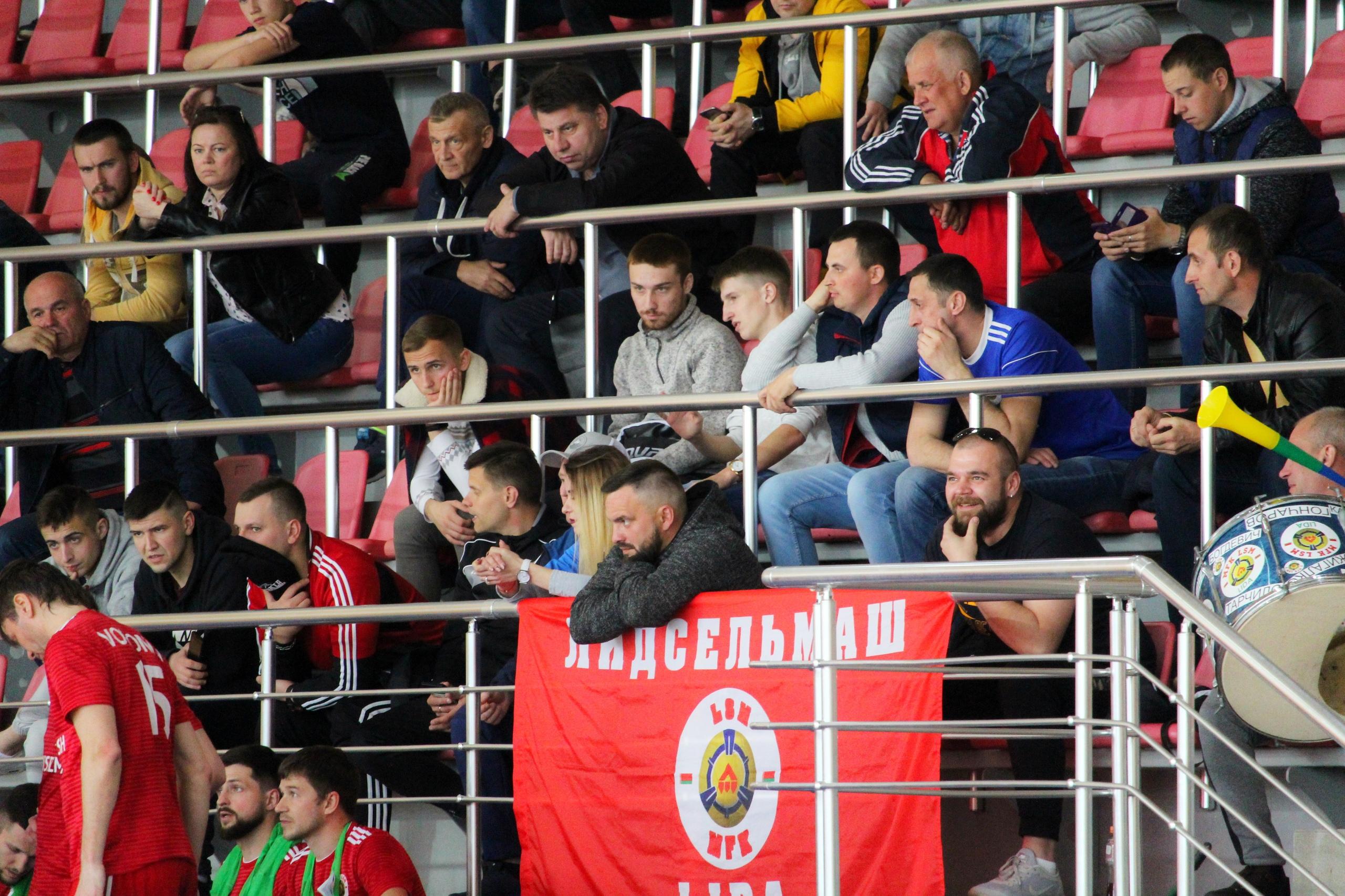 >В начале марта «Лидсельмаш» – одна из лучших команд страны по мини-футболу – впервые в своей истории победила в Кубке Беларуси.