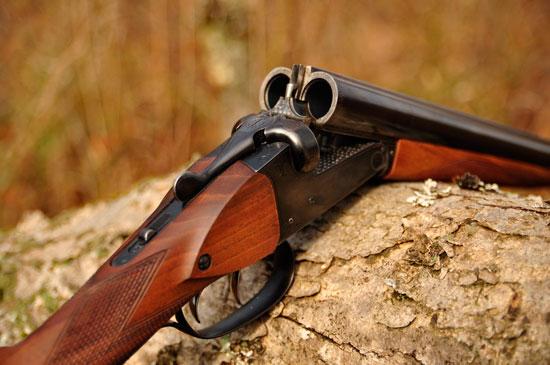 В Лидском районе пенсионер выстрелил в соседа из ружья