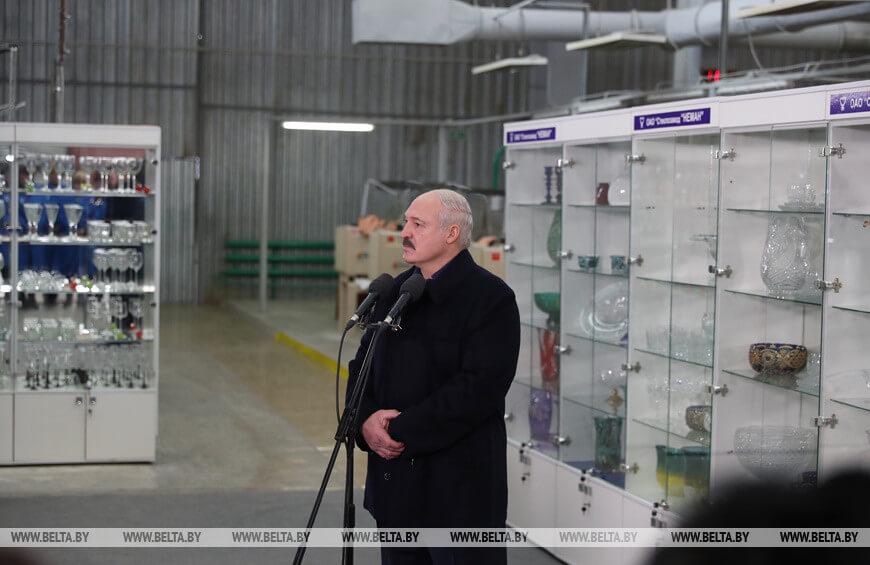«Стеклозавод «Неман» освободили от долов на 20 лет