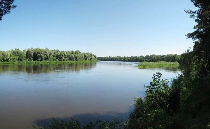 В Лидском районе на реке Неман погибла 13-летняя девочка