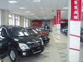 Ввоз авто в Беларусь снизился в 60 раз