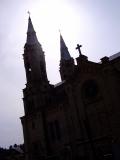 Костел Св.Михаила в деревне Белогруда