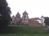 Мирский замок -  август 2006